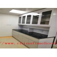 China Commercial Stainless Steel Lab Furniture / Biological Lab Island Bench wholesale