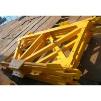 Q345B Steel tower Crane Spare Parts Mast Section For conehead tower crane