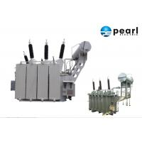 Buy cheap IEC Standard , Oil Immersed Power Transformer , 33 - 230kV Class Power System from wholesalers