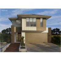prefabricated villa with good ventilation/ Light Steel Frame Houses