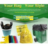 China Extra Strong Trash bag Garbage Bag Bin Bag Trash Can Liner,Disposable Kitchen Garbage Bags, Durable Plastic Trash Bags wholesale