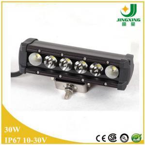 China Epistar LED light bar super bright 30W LED light bar wholesale