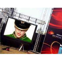 China 1 / 8 Scan Mode P8 Commercial Rental LED Screen for Gray Level 14 - bit wholesale