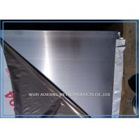 """China Brushed Finished Stainless Steel Sheet Metal 304, .030"""" 22 Gauge, 4' x 8' wholesale"""