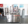 China Semi Automatic Hair Spray Aerosol Filling Machine 5000-8000cans/shift wholesale