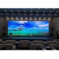 Buy cheap Seamless Indoor Led Advertising Led Display with Smart Monitoring & Protect Function from wholesalers