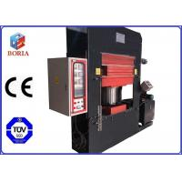 China 175T Rubber Vulcanizing Machine Hot Press With PLC Automatic Control ISO9001 wholesale