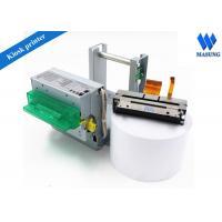 Barcode 3 Inch Thermal Kiosk Receipt Printer Fast Speed Usb Receipt Printer