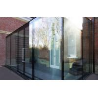 China Float / Pattern Tempered Safety Glass For Fireplace Enclosure And Swimming Pool Fence on sale