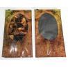 Classic personalization Anti corrosive Plastic Cigar Bags with slider ziplock for sale