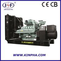60 Hz Perkins Diesel Generator Set 10kW -1500kW