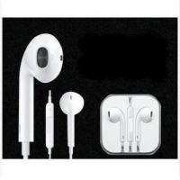 China Newest Earphone Headphone With Remote & Mic For IPhone 5 5G In Box Gift wholesale