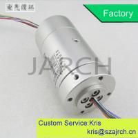 China Signal Pneumatic Electrical Slip Ring 18 Circuits For Rotating Equipment wholesale