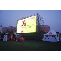 China High bright P10 full color outdoor led digital sign board wholesale