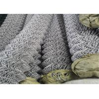 China How to install chain wire fence wholesale