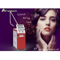 China 1064 / 532nm machine d'enlèvement de pigmentation de laser de ND Yag/retrait de tatoo wholesale