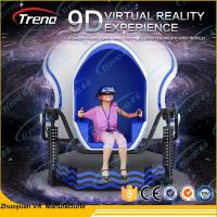 China AC 220V More Effects Egg Machine Dynamic VR Simulator For Game Separately wholesale