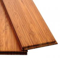 China Solid Carbonized Vertical Bamboo Flooring 960x96x15mm on sale
