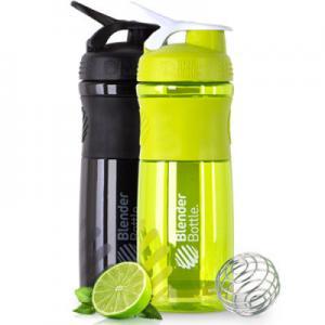 China BPA free 750ml Blender protein Shake water bottle wholesale