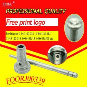 China Dodge Ram Bosch F ooR J00 339  valve F00RJ00339 Cummins for diesel engine fuel injector 0445120007 valve F00R J00 339 on sale