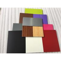 Various Colors Aluminum Composite Panel Cladding With Cold Resistance
