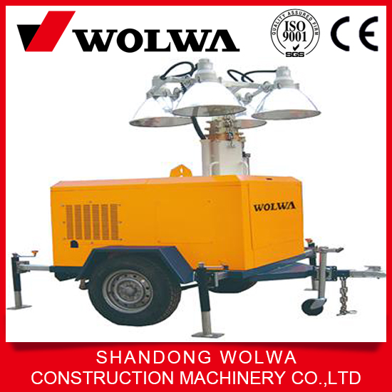Hydraulic Lifting Trailers : Trailer flood lights images