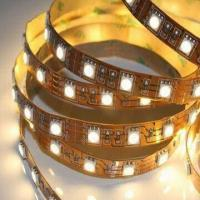 China Flexible LED Strip with 120° Wide Angle Illumination, Works on 12V DC Systems wholesale
