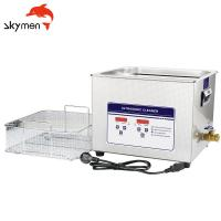 China Digital Ultrasonic Cleaning Machine for Surgical / Dental Instruments Clean 10L 240W wholesale