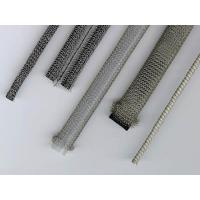 Buy cheap 304 316 Stainless Steel Knitted Wire Mesh Mono Filament Type Various Materials from wholesalers