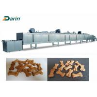China 2020 Low Price Different Capacity Dog Biscuit Making Machinery wholesale