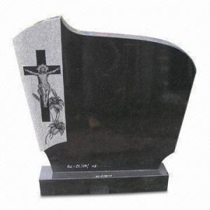 China China Black and Shanxi Black Monuments, Gravestone, Customized Sizes are Available wholesale