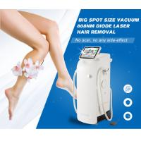 China ABS Meterial Permanent Hair Removal Laser Machine Pian Free For Full Body on sale