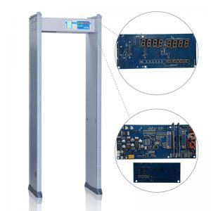 Buy cheap Sensível alto profissional do detector de metais do quadro de porta da segurança da ocasião da parte alta from wholesalers