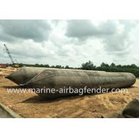 China Inflatable Ship and Vessel Roller Rubber Airbags for Shipyards 15m x 15m Size wholesale
