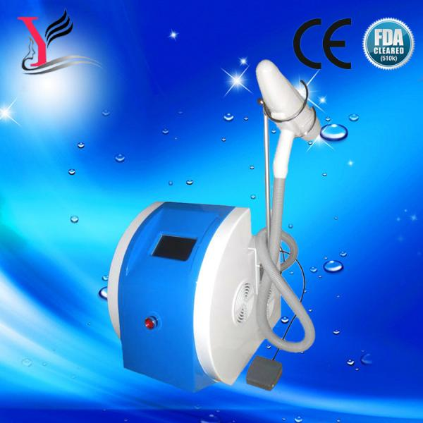 Q-switch ND:yag tattoo removal machine 1064nm 532nm/laser hair removal eyebrow