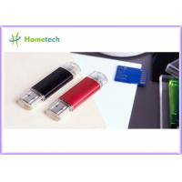 China Custom-Made OTG Mobile Phone USB Flash Drive for Android / Windows wholesale