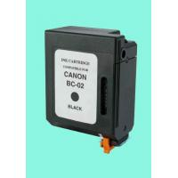 China CANON BC-02 remanufactured inkjet cartridge on sale