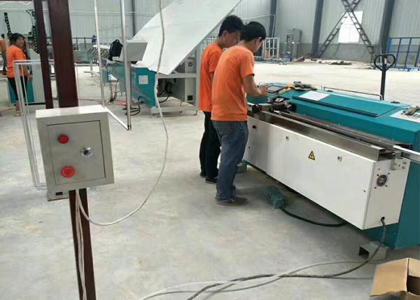 Quality Energy Saving Butyl Extruder Machine 380 Voltage Electrical Control For Shaped Frame for sale
