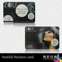China Full Color Printing Membership Cards Glossy / 500gsm Business Cards wholesale