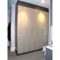 Durable 3mm 4mm stained glass mirrors , Sliding Door Glass Replacement
