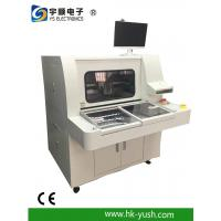 China Off - line top CNC PCB Router with rotary and sliding table / dual boxes wholesale