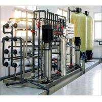 China 6T/H Purified Water Equipments wholesale