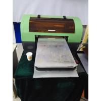 China Heat Transfer Printing UV Flatbed Printer for ABS PVC PC Maintop Software wholesale