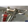 China イタリア様式の不足分の流れメートルのスライバ色pexの暖房装置のための真鍮水多岐管 wholesale