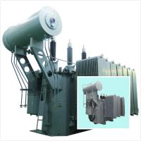 35kV - 20000 KVA Power Distribution Transformer Double Column Power​ Transformer Safety