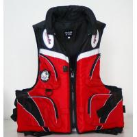 China red life jacket for fishman wholesale