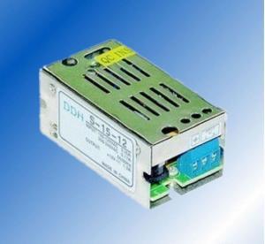 China UL Industrial Power Supply 15W / CCTV Camera Power Supply 12V 1.25A UL60950-1 wholesale