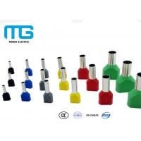 China Europe Standard Insulated Wire Terminals Connectors , Insulated Cord End Terminal wholesale