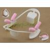 China Teeth Retractor Cheek Saliva Ejector Dental Cheek Retractor Hand Free with white wholesale