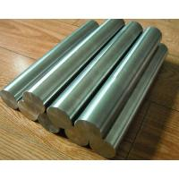 China ASTM B 348 Gr 2 Pure Titanium Round Bar Used In Petrochemical Industry on sale